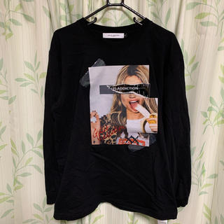 JACKROSE - GALLIS ADDICTION    RE-MAKE LS PHOTO TEE
