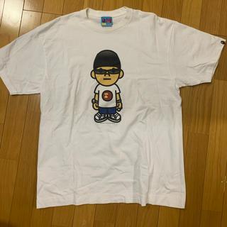 A BATHING APE - Bape Nigo milo T-shirt