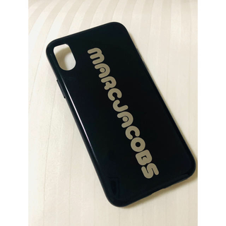 MARC JACOBS - MARC JACOBS iPhone X Xs カバー ケース 黒
