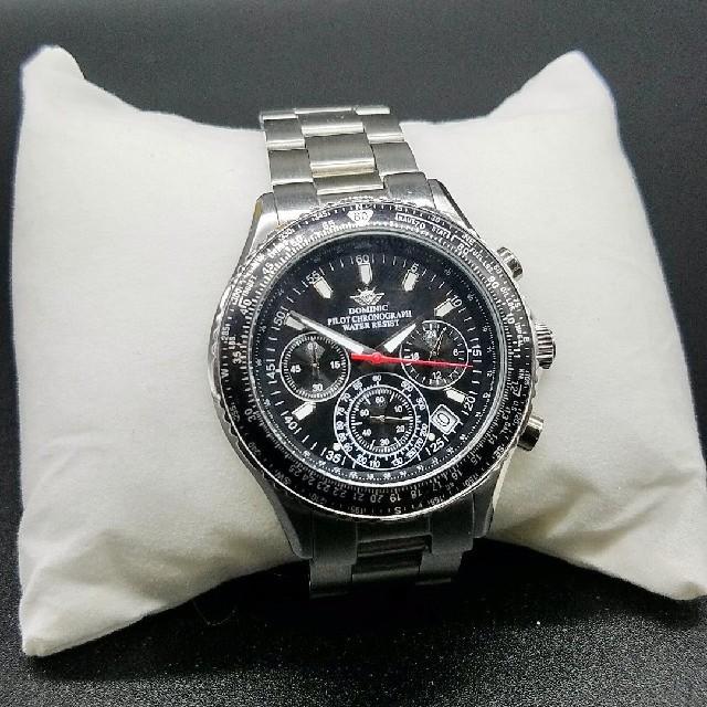 ロレックス 時計 レディース コピー usb / ミラージュさま専用ですDominic ドミニク パイロットタイプ メンズ 新古品の通販