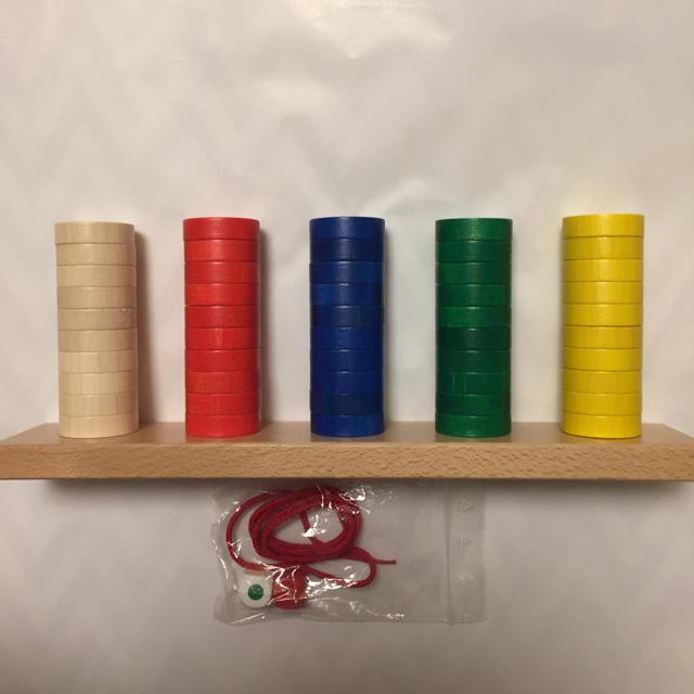 BorneLund(ボーネルンド)の めぐ 様 専用 ニック社 プラステン キッズ/ベビー/マタニティのおもちゃ(知育玩具)の商品写真