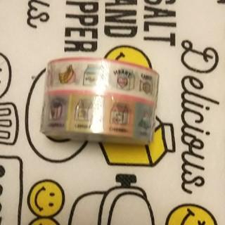 ダイソー マスキングテープ ミルク(テープ/マスキングテープ)
