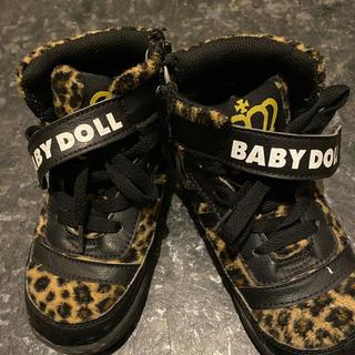 ベビードール(BABYDOLL)のbaby doll スニーカー(スニーカー)