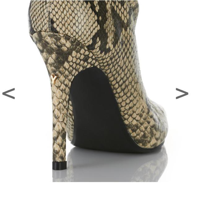 Yellow boots(イエローブーツ)の新品未使用品 YELLO KAA ショートブーツ *完売商品 レディースの靴/シューズ(ブーツ)の商品写真