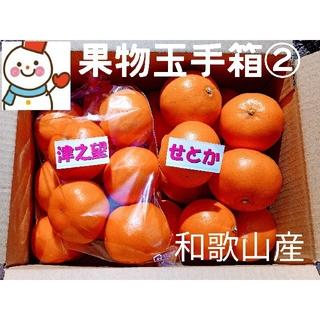 果物玉手箱②❗せとか&津之望♥極甘♥和歌山(フルーツ)