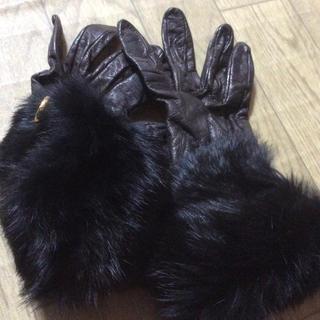 ロエベ(LOEWE)のロエベファグローブ(手袋)