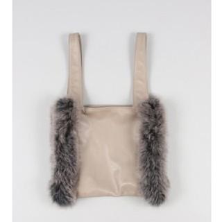 ラドロー(LUDLOW)の新品 ラドロー fox ファーバッグ(トートバッグ)