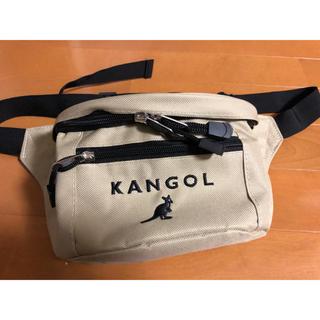 カンゴール(KANGOL)のKANGOL バッグ(ボディバッグ/ウエストポーチ)