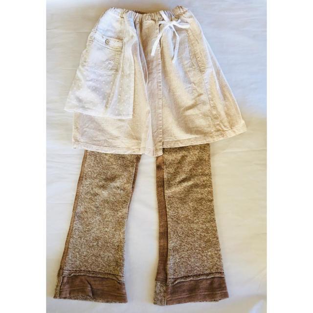 Biquette(ビケット)のBiquette キッズ女の子スカート  130 キッズ/ベビー/マタニティのキッズ服女の子用(90cm~)(スカート)の商品写真