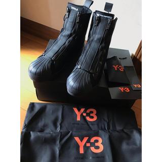 ワイスリー(Y-3)の最終値下げY-3 yohji yamamoto PROZIPsneaker(スニーカー)