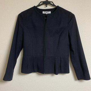 NATURAL BEAUTY BASIC - 土日限定値下げ!ナチュラルビューティベーシックのジャケットスカート セットアップ