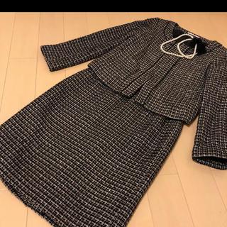 ナチュラルビューティーベーシック(NATURAL BEAUTY BASIC)のナチュラルビューティー 卒業式 M 入学式 スーツ(スーツ)