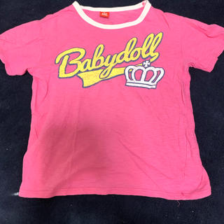 ベビードール(BABYDOLL)のペアT(Tシャツ(半袖/袖なし))