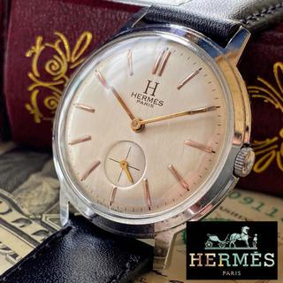 エルメス(Hermes)の【一目惚れ】HERMES PARIS ★ エルメス 高級ブランド 金針 腕時計(腕時計(アナログ))