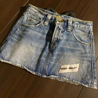 ロデオクラウンズ(RODEO CROWNS)のミニスカート(ミニスカート)