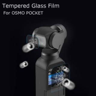 Osmo Pocket ジンバルDJI 9H強化ガラスレンズ(その他)
