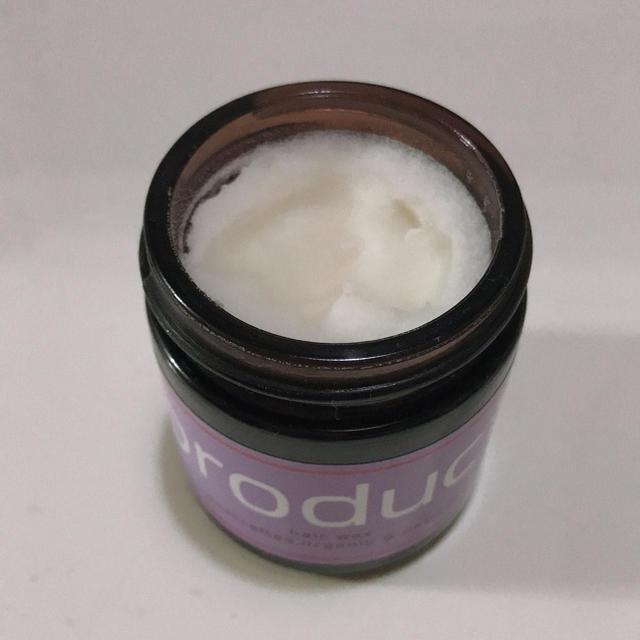 PRODUCT(プロダクト)のproduct ヘアワックス ラベンダー コスメ/美容のヘアケア/スタイリング(ヘアワックス/ヘアクリーム)の商品写真