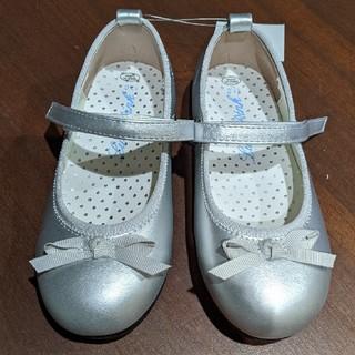 マザウェイズ(motherways)の新品未使用 フォーマルシューズ フォーマル靴 17cm  マザウェイズ(フォーマルシューズ)