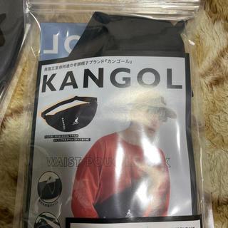 カンゴール(KANGOL)のカンゴール ウエストポーチ(ボディバッグ/ウエストポーチ)