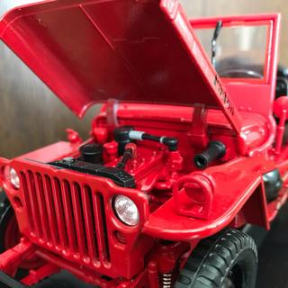 ジープ(Jeep)のジープ  jeep 米軍 ウィリス Willys mb ミリタリー おもちゃ(ミニカー)
