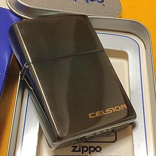 ジッポー(ZIPPO)のZIPPO 超希少 セルシオ モーターファン懸賞当選品 通知付き 未使用(タバコグッズ)