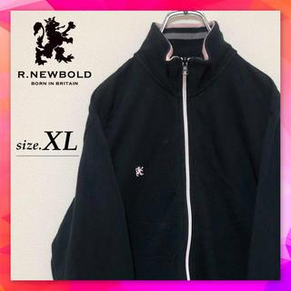 R.NEWBOLD - R.ニューボールド フルジップアップ ワンポイント R.NEWBOLD