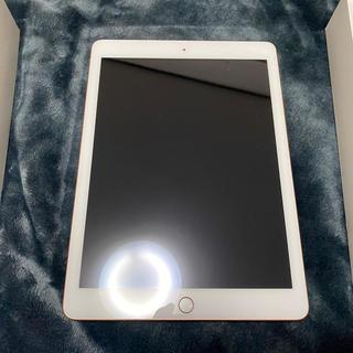 アップル(Apple)の値下げ iPad 6 wifi 32GB GOLD 美品(タブレット)