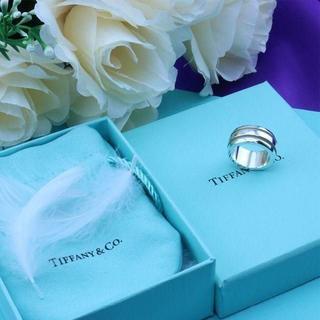 ティファニー(Tiffany & Co.)の☆新品☆未使用☆Tiffany&Co. ティファニー ラインリング10号(リング(指輪))