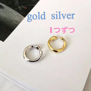 L'Appartement DEUXIEME CLASSE - ☆ミニマムイヤーカフ☆gold silver1つずつ