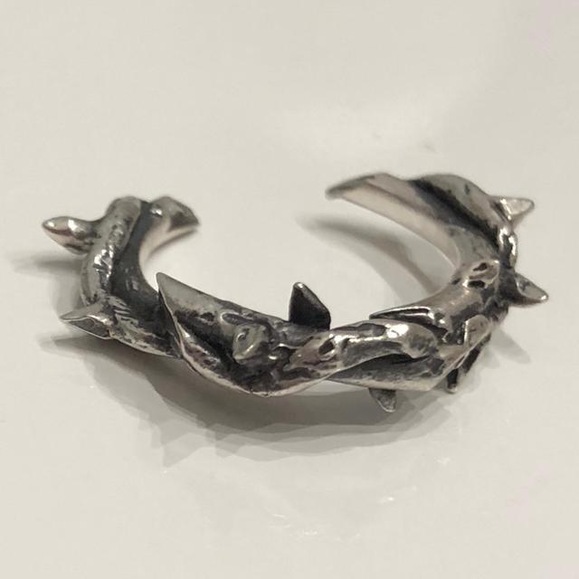 Chrome Hearts(クロムハーツ)のALICEBLACK アリスブラック リング レディースのアクセサリー(リング(指輪))の商品写真