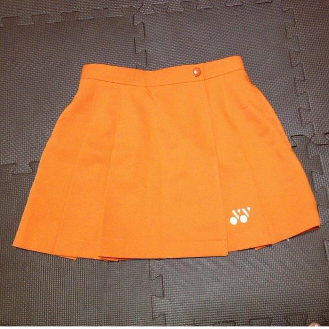 美品!テニスウェア♪   スコート☆ レディースのスカート(ミニスカート)の商品写真