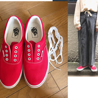 BEAUTY&YOUTH UNITED ARROWS - VANS 25.0cm 美品💓 ‼️送料込み‼️