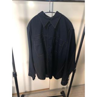 マルニ(Marni)のMARNI ウールワークシャツ(シャツ)