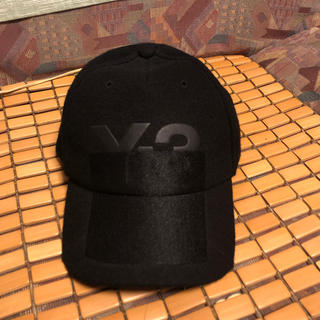 ワイスリー(Y-3)のY-3 ウール キャップ cap(キャップ)