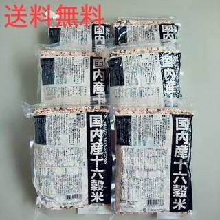 種商 国内産十六穀米 業務用 500g×6(米/穀物)