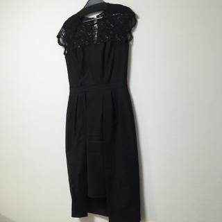 LagunaMoon(ラグナムーン)のラグナムーン ドレス レディースのワンピース(ひざ丈ワンピース