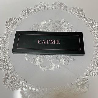 イートミー(EATME)のEATMEアイシャドウパレット(アイシャドウ)