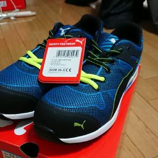 プーマ(PUMA)のプーマ安全靴 新品未使用 26,5cm(その他)