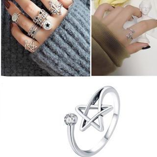ヴィクトリアズシークレット(Victoria's Secret)の高品質シルバーリングS925(リング(指輪))