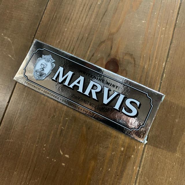 MARVIS(マービス)のMARVIS 25ml マービス歯磨き粉25ml コスメ/美容のオーラルケア(歯磨き粉)の商品写真