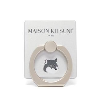メゾンキツネ(MAISON KITSUNE')のメゾンキツネ スマホリング 2個セット(その他)