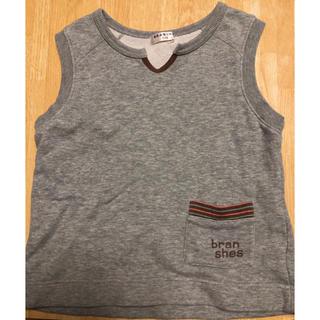 ブランシェス(Branshes)の49.ブランシェス 110cm(Tシャツ/カットソー)