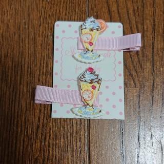 Shirley Temple - 【値下げ】新品 シャーリーテンプル シトラスソーダ ヘアクリップ