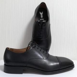 YANKO - ヤンコ ストレートチップ 24.5cm-25cm YANKO ブラック EE