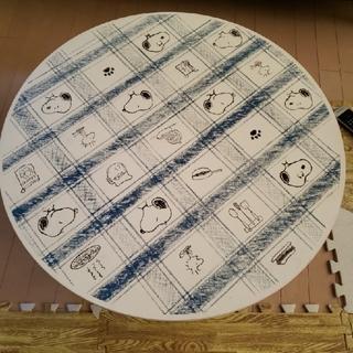 スヌーピー(SNOOPY)のテーブル(その他)