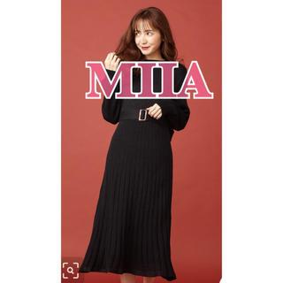 ミーア(MIIA)の【新品未使用】 MIIA ロングワンピース(ロングワンピース/マキシワンピース)