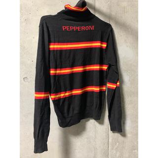 ミックスエックスミックス(mixxmix)のPEPPERONI BOYZ タートルネックセーター(ニット/セーター)