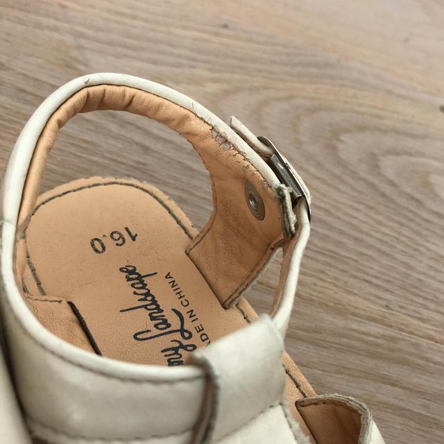 ZARA(ザラ)のサンダル2足 キッズ/ベビー/マタニティのキッズ靴/シューズ(15cm~)(サンダル)の商品写真