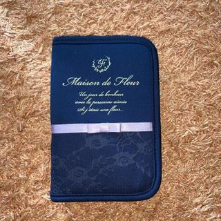 メゾンドフルール(Maison de FLEUR)の【送料無料!】パスポートケース(旅行用品)