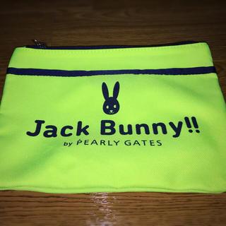 パーリーゲイツ(PEARLY GATES)のJack Bunny サコッシュバッグ(ポーチ)